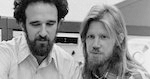 Picture of Diffie and Hellman